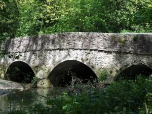 Le  pont de Lavanderie